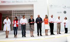 Inauguran el Centro de Salud El Palmar, en el municipio de Cadereyta de Montes - http://plenilunia.com/novedades-medicas/inauguran-el-centro-de-salud-el-palmar-en-el-municipio-de-cadereyta-de-montes/30354/