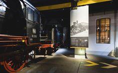 Deutsches Dampflokomotiv Museum, Neuenmarkt: ATELIER BRÜCKNER