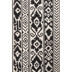 Jaipur Rugs Urban Bungalow Ivory Tribal Rug & Reviews | Wayfair