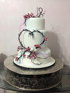 18th Birthday Cake.  Fruit cake.