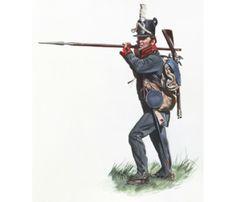 TPW20 - War of 1812, U.S. Infantry private 15th Regiment 1812-1813-700x600.jpg (700×600)