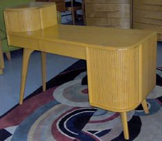 heywood wakefield vintage officeden furniture from boomerang modern