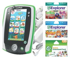 Tips On Educational Games From Dr. LeVos (& LeapPad Giveaway Ends 11/4)this is on my  Holiday Wish List