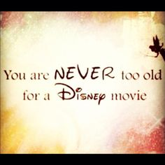 Watch them constantly...My ultimate dream in life is still to be a disney princess in Disney World.