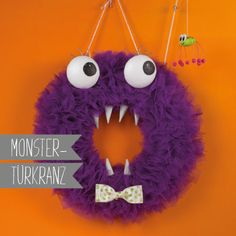 Monster-Türkranz Klara Kleister