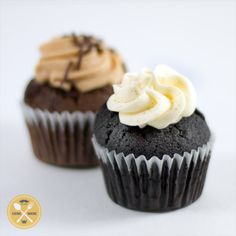 Cupcakes from Midnite Confections in Baltimore | EatingBaltimore.com