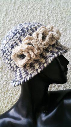 Beanie, Hats, Vintage, Fashion, Tricot, Moda, Hat, Fashion Styles, Beanies