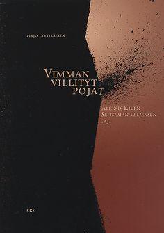 Vimman villityt pojat Graphic Design, Books, Movies, Movie Posters, Art, Art Background, Libros, Films, Book