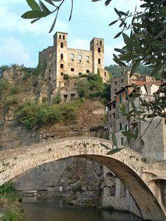 Dolceacqua, province of Imperia , Liguria, Italy