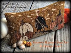 ~Harvest Thyme In Olde New England PDF Pattern~