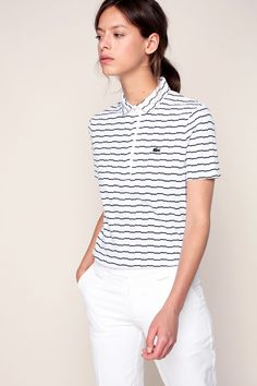 6ae042b998 24 Best Lacoste Polo images | Lacoste polo, Fabric, Color