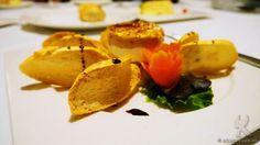 Pastel de Foei del Restaurante Cienfuegos ☛ http://www.akatavino.es/?p=17430