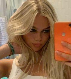 Hair Inspo, Hair Inspiration, Selfie Foto, Lange Blonde, Looks Instagram, Blonde Hair Looks, Aesthetic Hair, Dream Hair, Pretty Hairstyles