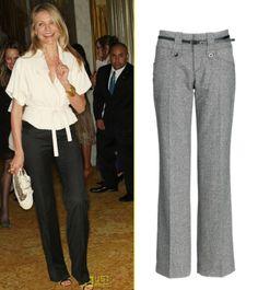 MODA LISTA   BLOG : Pantalones de vestir para diferentes tipos de ...
