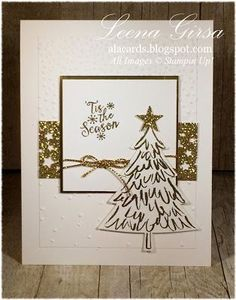 Peaceful Pines - A La Cards: 'Tis the Season