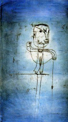 1924 Paul Klee Le pecheur