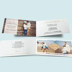 Vintage-Hochzeitseinladungen: Wir trauen uns! Hochzeitskarten jetzt selbst online designen