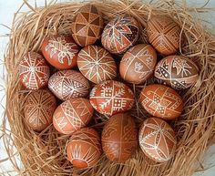 Easter is a time of love, A time of death and pain undone, So we may know the power of The love that lives in everyone. Orthodox Easter, Easter Egg Pattern, Egg Tree, Easter Egg Designs, Ukrainian Easter Eggs, Easter Traditions, Faberge Eggs, Easter Holidays, Easter Treats