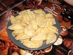 Вареники на кефирном тесте с картошкой и сыром. пошаговый рецепт с фото
