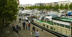 Port de plaisance - Nancy - Meurthe-et-Moselle