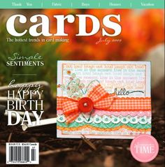 CARDS Magazine July 2009 | Northridge Publishing