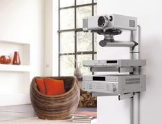 Mount your beamer / projector on the wall (Vogel's EPW 6565 Projector mount)