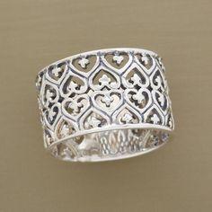 filigree ring - gorgeous