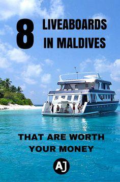 Best Liveaboards in Maldives