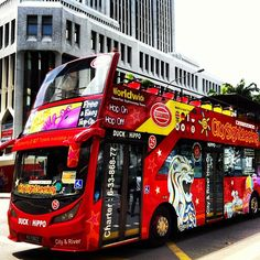 City Sight Seeing Bus, Singapore - @in7ane | Webstagram