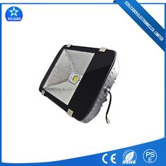 100w led flood light with high heatsink . Aluminum+tempered glass panel cover. IP65, waterproof one.