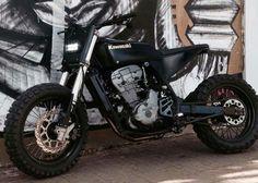 Klr 650 custom fairing & headlights | motorcycles ...