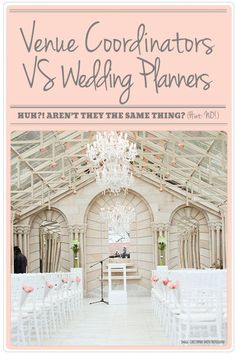 Wedding Planners vs