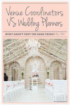 Wedding Planners vs