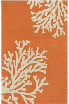Too much orange for my office floor? $143 Home Decorators Collection