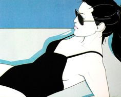 shades - patrick nagel