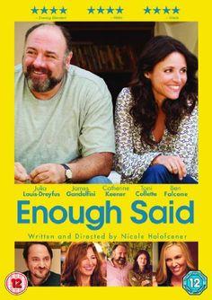 Enough Said [DVD] [2013] DVD ~ James Gandolfini, http://www.amazon.co.uk/dp/B00FYPHRYI/ref=cm_sw_r_pi_dp_w62Xtb10QY30N
