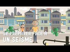 Se préparer face à un séisme. Croix Rouge/Croissant Rouge - YouTube