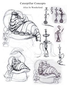 alice in wonderland characters images caterpillar - Google Search Alice In Wonderland Characters, Caterpillar, Smoking, Insects, Eyes, Google Search, Image, Cigars, Smoke
