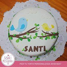Bird Cake  www.facebook.com/lolacorazon.tortas www.instagram.com/lolacorazon.tortas