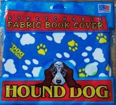 Stretchable Fabric Book Cover (Hound Dog) null http://www.amazon.com/dp/B00I87AJNU/ref=cm_sw_r_pi_dp_j-Lhwb0K3D98E