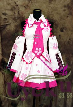 Hatsune Miku Vocaloid Anime Dress with Tie Halloween Cosplay Party Costume New Miku Hatsune Cosplay, Hatsune Miku, Anime Costumes, Cosplay Costumes, Sakura Cosplay, Anime Cosplay, Hallowen Ideas, Cosplay Outfits, Cosplay Ideas