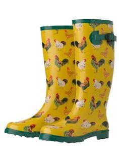 Gardener's Wellies | Buy from Gardener's Supply  @Inga Gauldin - love these!
