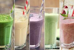 Todos os sucos indicados tem preparo fácil e trazem inúmeros benefícios à saúde (Foto: Thinkstock)