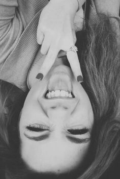 nails, beautiful, crazy, accessories, swag, smile, ring, girl, black and white, happy, pretty