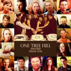 One Tree Hill Just finished this wonderful show. Not sure what I'm gonna do with my life now...