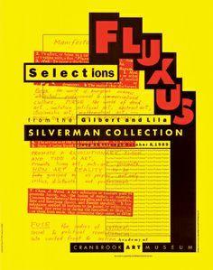 Katherine McCoy Fluxus Selections, 1989