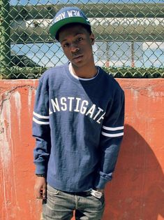 The 17 year rapper, Joey Bada$$, is bringing back the sounds of old school 90's New York hip-hop, and new school lyrics.