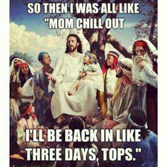 73752fa2b51b6c356761e05801e1c169 story time the story brb jesus lolz, absurdities, nerdities, and oddities pinterest,Easter Memes Jesus