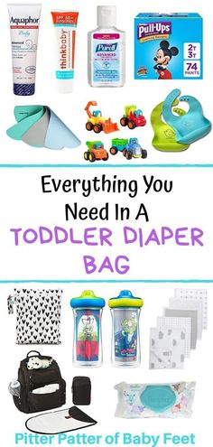 What's In My Toddler Diaper Bag – A toddler requires different needs than a baby. As a mom of a toddler, I know how important it is to pack everything you need, as well as the best essentials. Click now to see what's in my toddler diaper bag! Toddler Diaper Bag, Baby Diaper Bags, Buy Backpack, Diaper Bag Backpack, Diaper Bag Essentials, Diaper Rash, Wet Bag, Baby Feet, Cloth Diapers