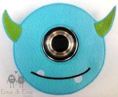 Monster Camera Lens Buddy - Kids Photography